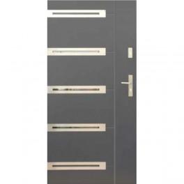 Drzwi zewnętrzne stalowe WIKĘD wzór 39A