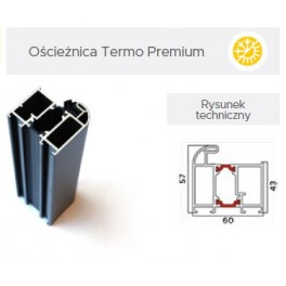 Ościeżnica Premium z Termo