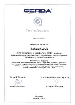 gerda-gazda-certyfikat